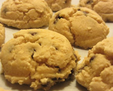 Acorn Squash Seed Cookie Recipe