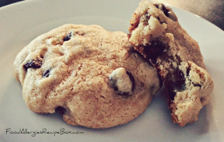 Easy Chocolate Chip Cookies!