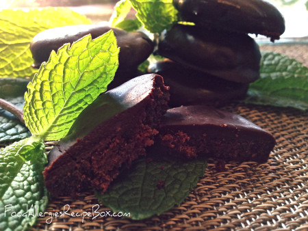 Thin Mint Cookie Recipe!