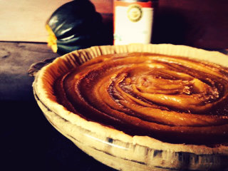 Acorn Squash Sweet Potato Pie Recipe With a Gluten Free Crust