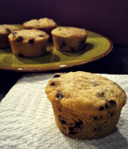 Chocolate Chip Muffins!