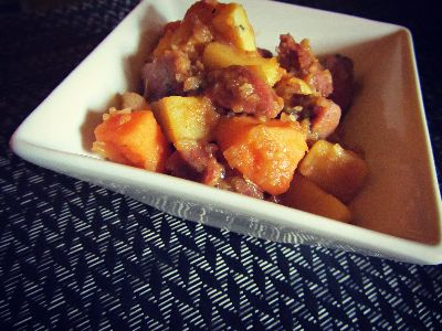 Mango Sausage Easy Chicken Recipe