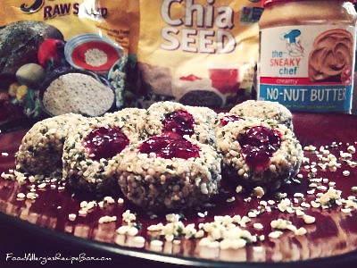 NO NUT BUTTER CHIA ENERGY BALLS!