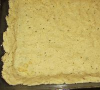 Potato Crust Wheat and Gluten Free